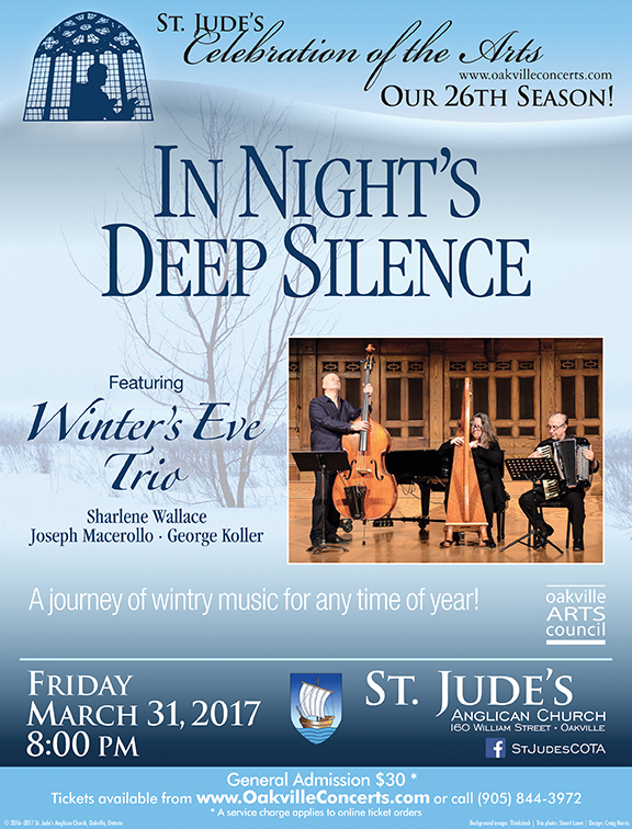 In Nights Deep Silence Poster