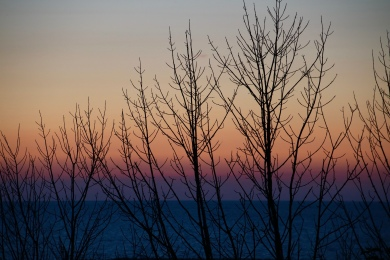 Goderich sunset...